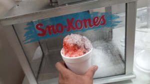 "It's ""sno"" good!"