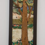 bill-miller-tree-study-13x5-vintage-linoleum-collage-275