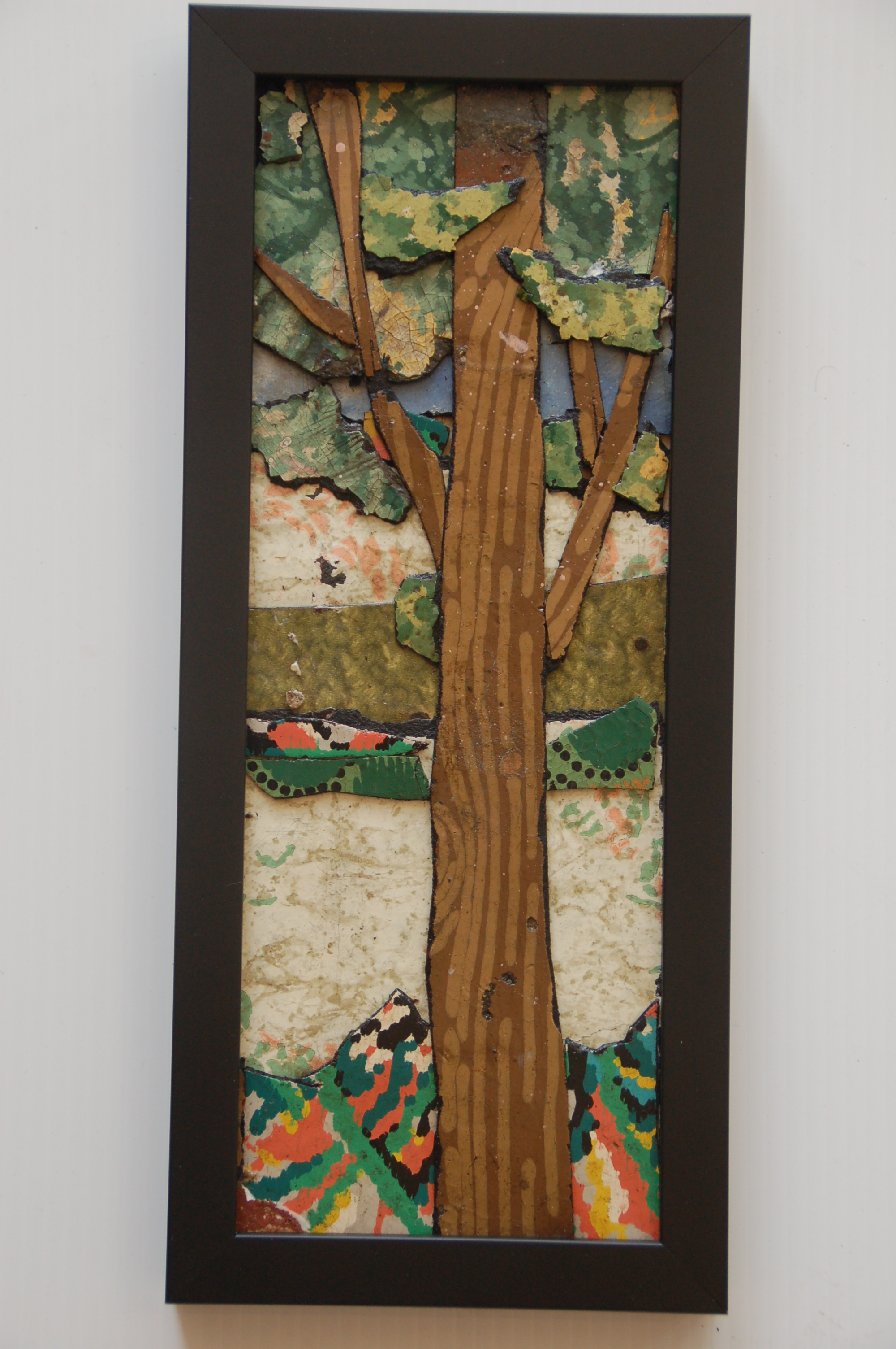Bill Miller's Tree Study artwork