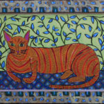 sarah-rakes-1-resting-house-cat-17-5-x23-5-acrylic-on-wood-540