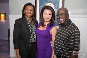 Brendy Sims, Lycrecia Parks, Judy Hsu