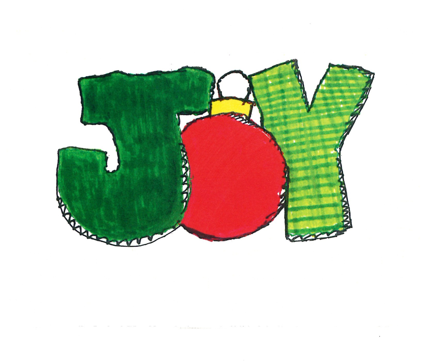 Rimland Joy Christmas Card