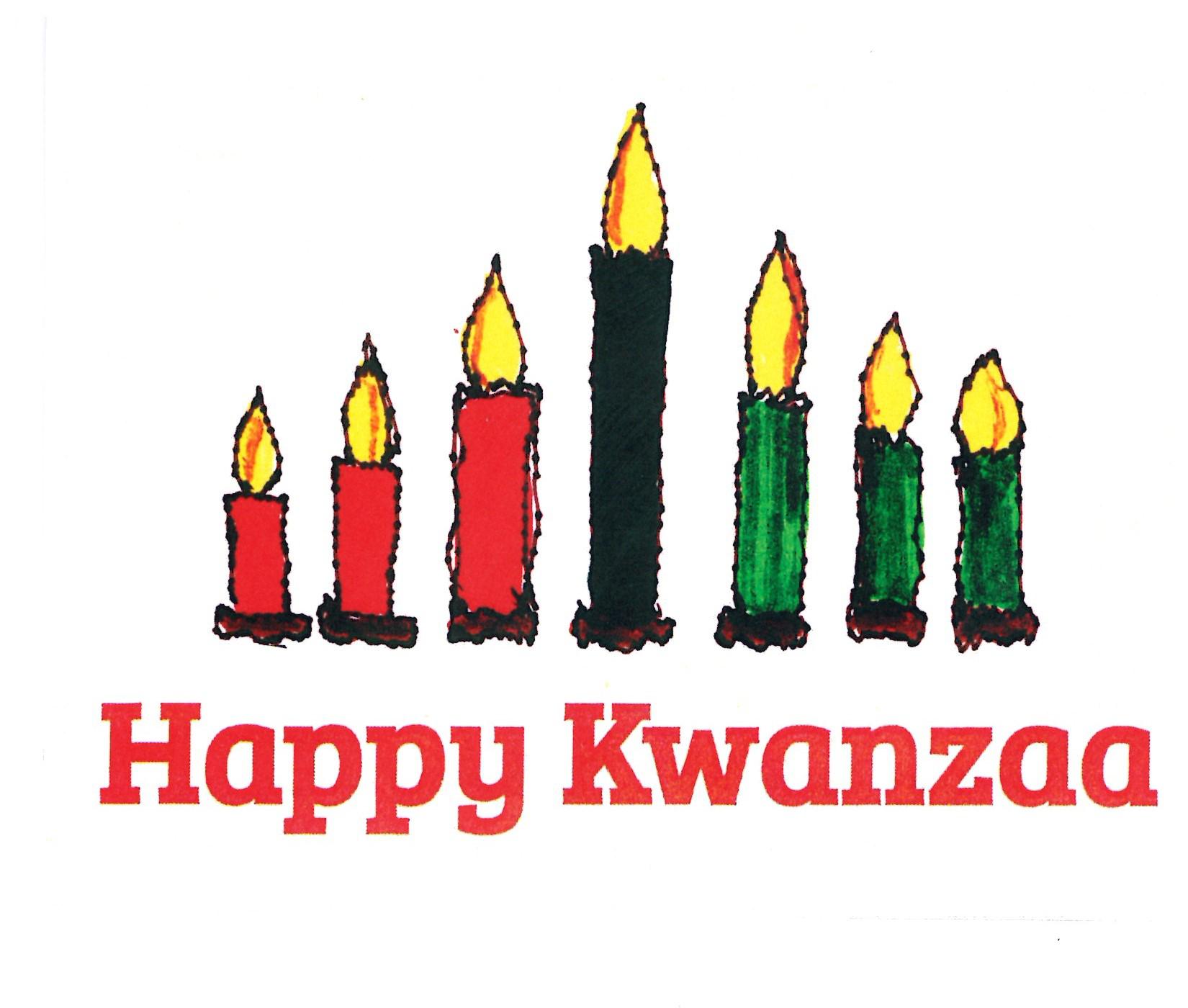 Rimland Kwanzaa Card